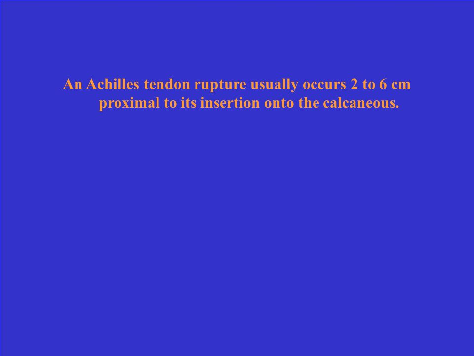 Achilles tendon strains occur most often as a result of an ankle sprains or sudden excessive dorsiflexion of the ankle.