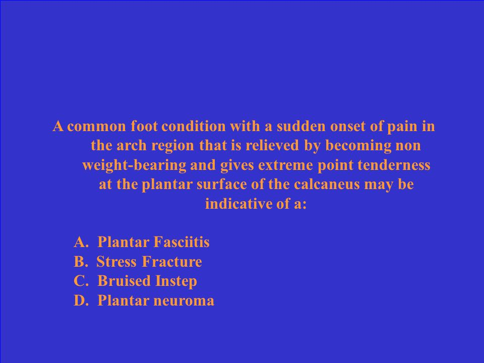 The ligament that protects the knee from a valgus stress and external rotational forces is the: A.