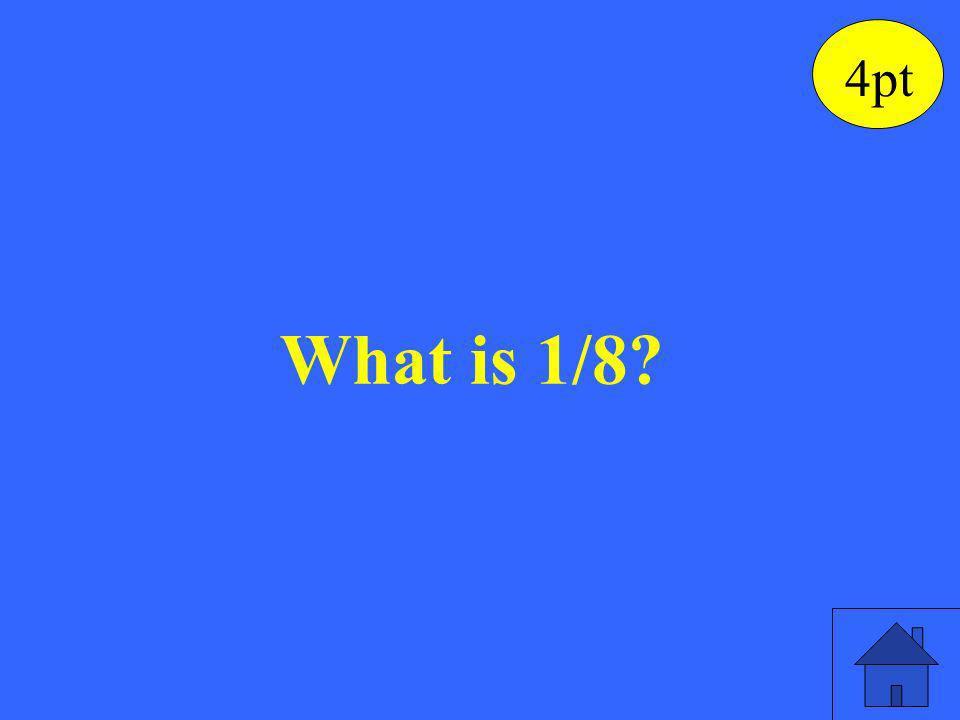 x = (25/8) - 3 4pt