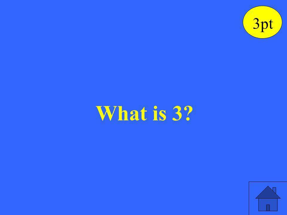 l w h, for l = 2, w = 3, h = ½. 3pt