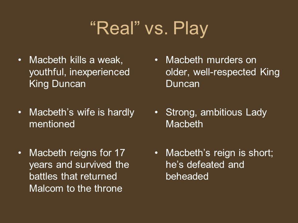 Macbeth Theme #3 –Power – a good ruler vs. a tyrant