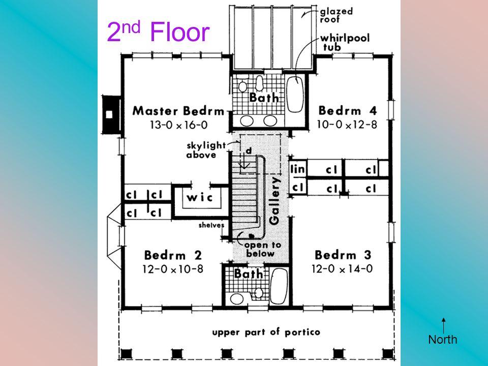 2 nd Floor North