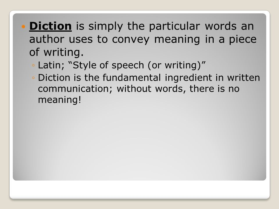 It depends on the concept of situational appropriateness…The question of whether a particular word, sentence, or figure of speech is right is a question of whether it is right for the particular writing situation (Roskelly and Jolliffe 57).