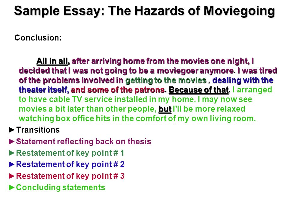 ARE YOU READY TO WRITE YOUR OWN ESSAY.