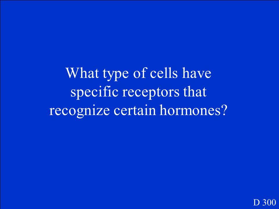 Hormones D 200