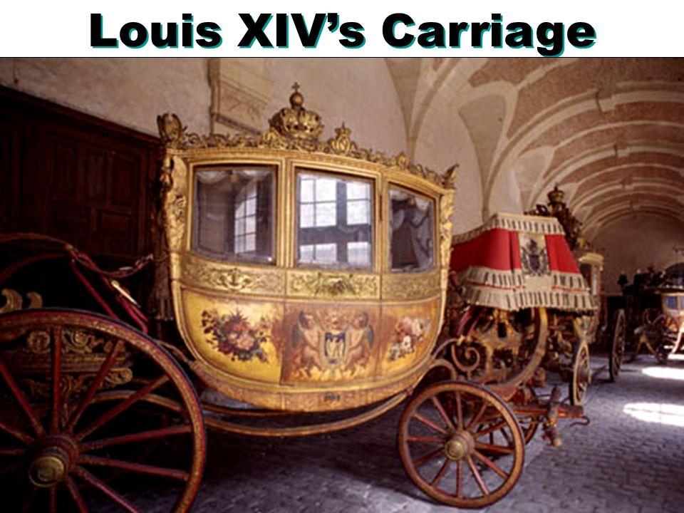 Louis XIVs Carriage