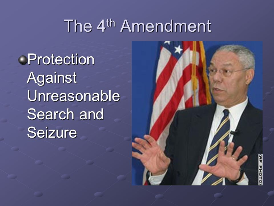 The 3 rd Amendment No Quartering of Soldiers in Times of Peace