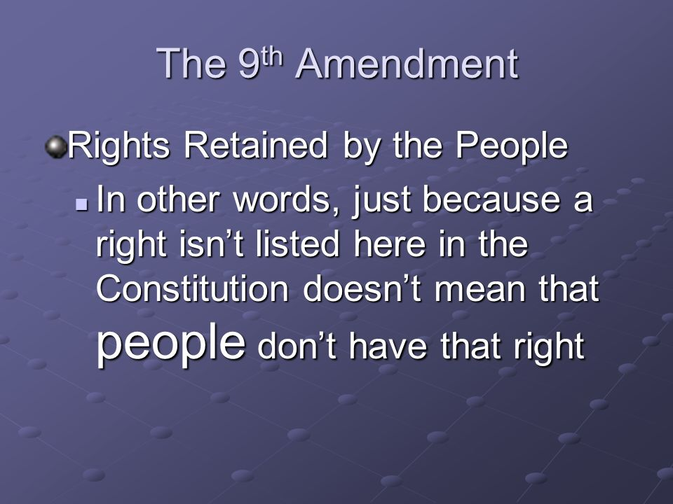 The 8 th Amendment Protection Against Cruel and Unusual Punishment