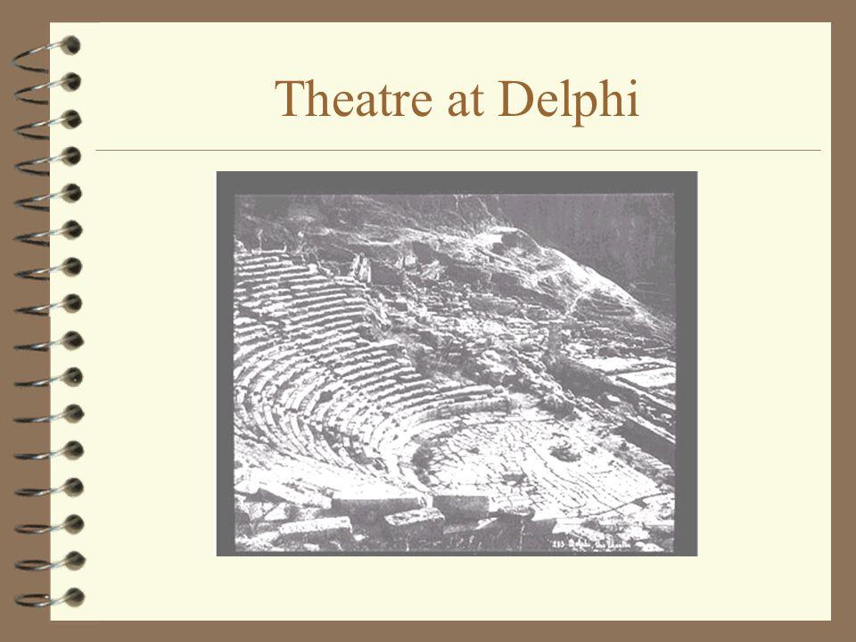 Theatre at Delphi