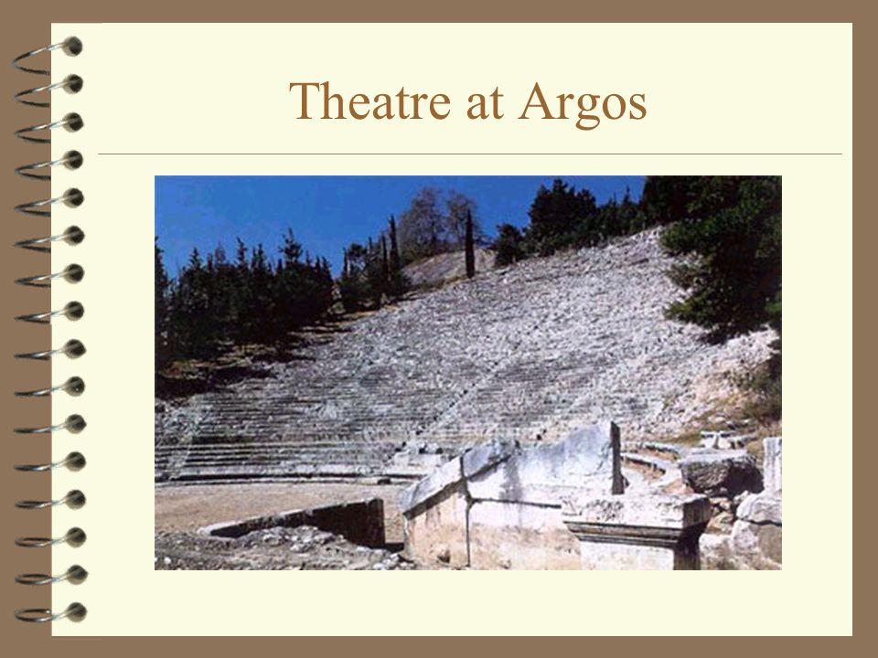 Theatre at Argos