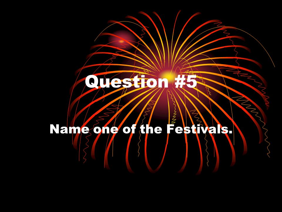 Question #4 Name and describe one of the three Theories of the Origin of Theatre.
