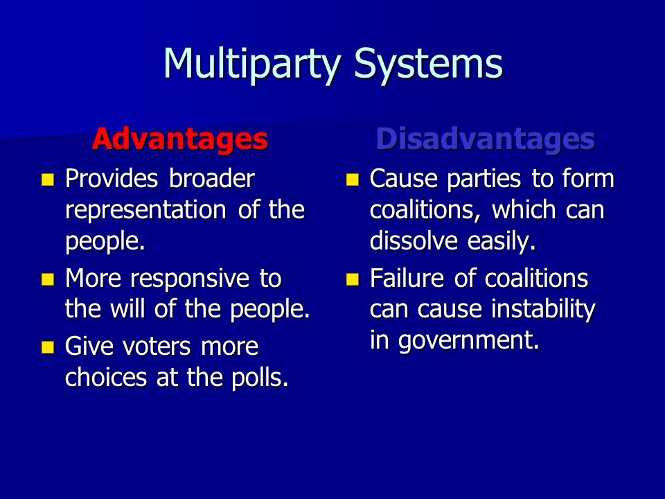 Why a Two-Party System? The Historical Basis. The nation started out with two-parties: the Federalists and the Anti-Federalists. The Historical Basis.