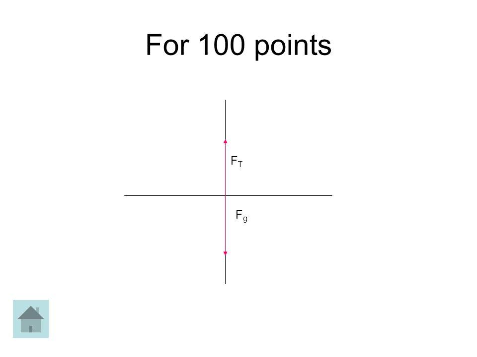 For 100 points FgFg FTFT