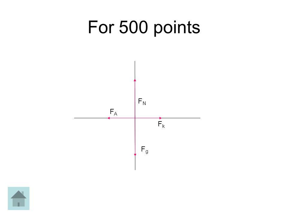 For 500 points FgFg FNFN FAFA FkFk