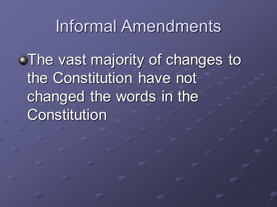 The 10 th Amendment Powers Reserved for the States All powers that are not given to the national government are reserved for the states All powers tha
