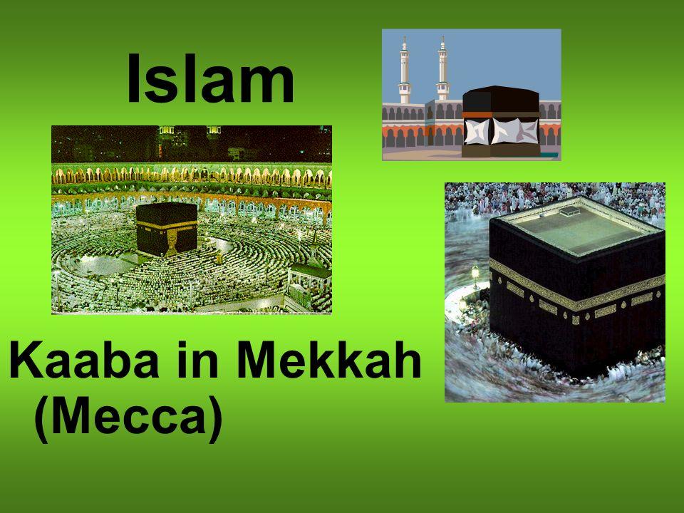 Islam Kaaba in Mekkah (Mecca)