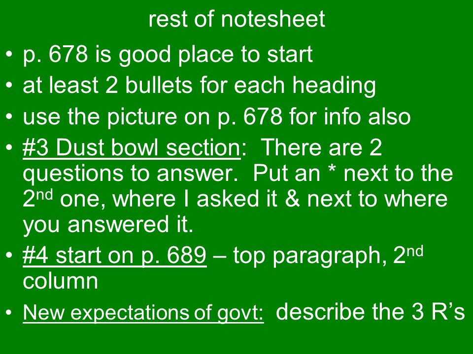 rest of notesheet p.