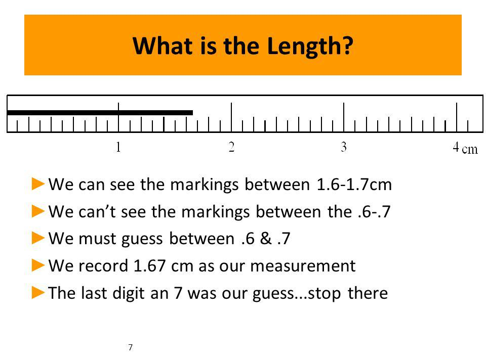 7 What is the Length.