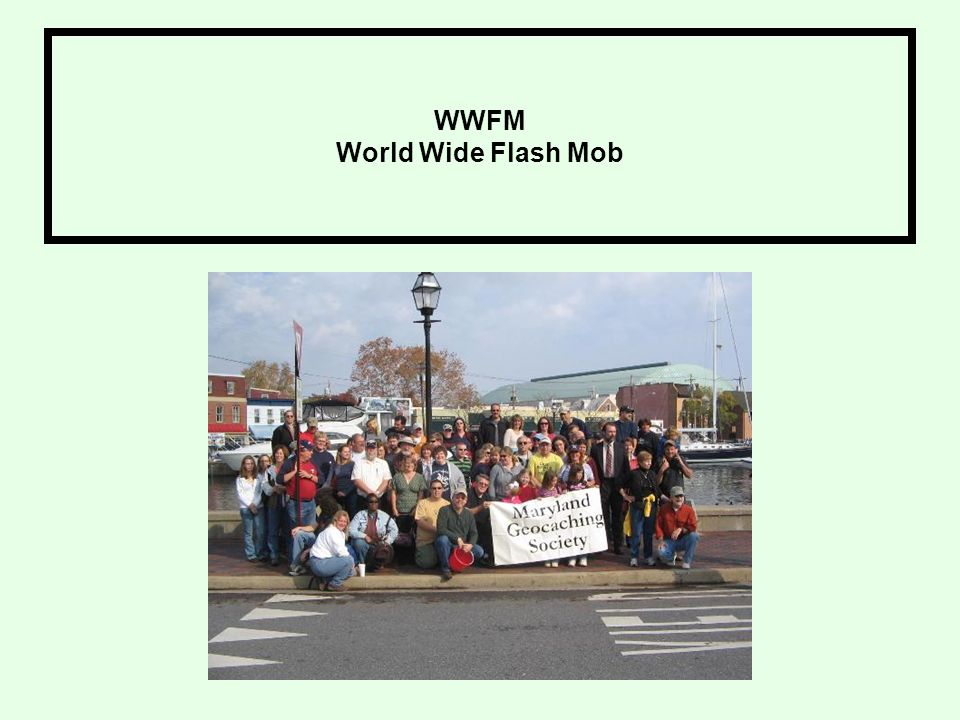 WWFM World Wide Flash Mob