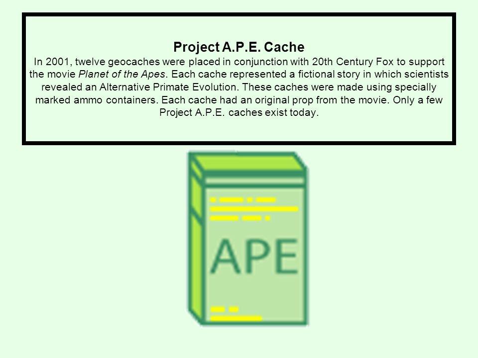 Project A.P.E.