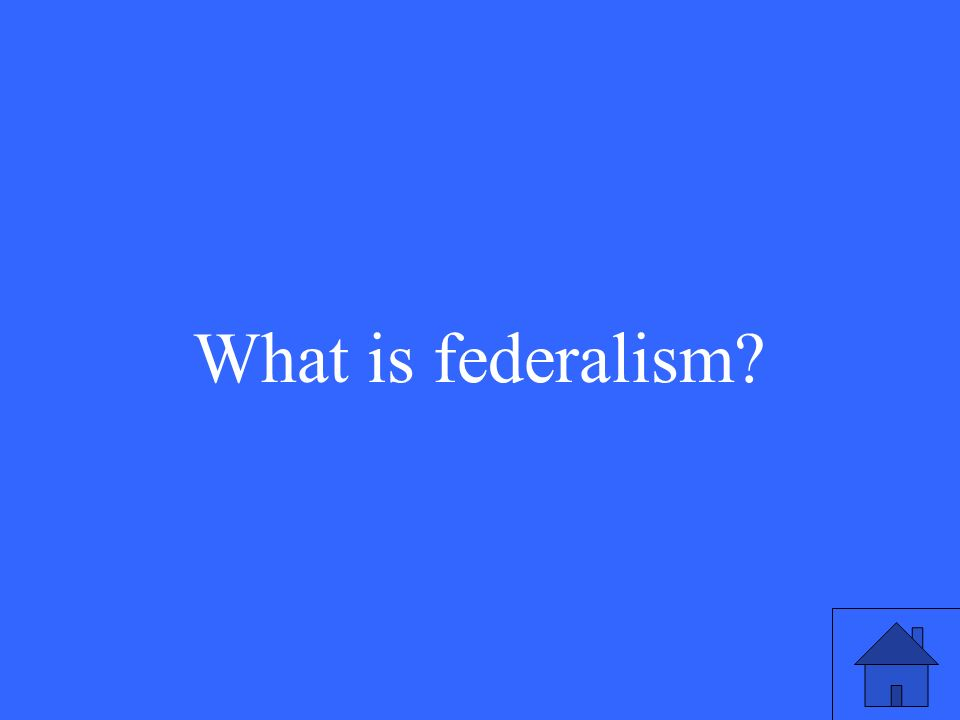 What is national?