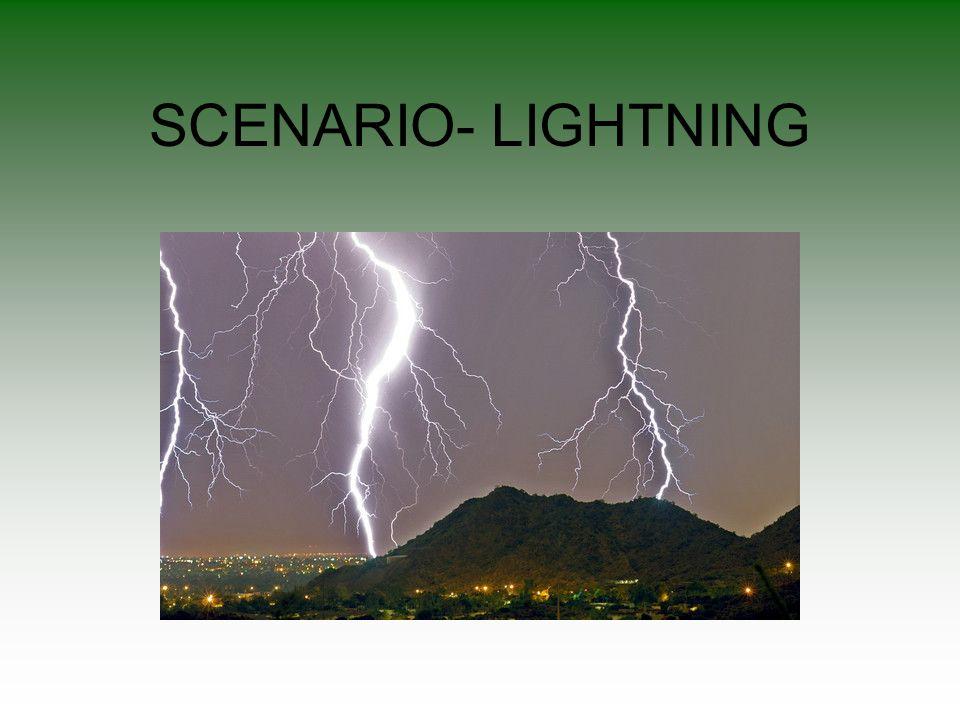SCENARIO- LIGHTNING