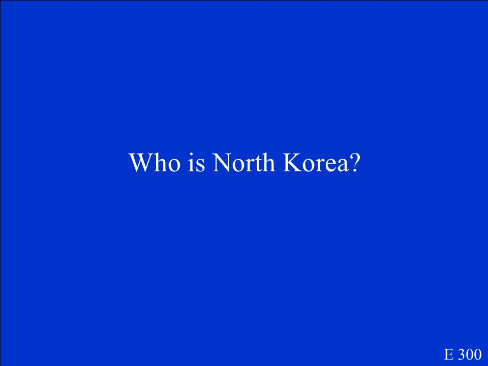 This countrys crossing of the 38 th parallel triggered the first military conflict of the Cold War.