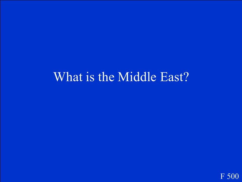 The Suez Canal Crisis in 1956 lead to the Eisenhower Doctrine which pledged to stop the spread of Communism is this region of the world.
