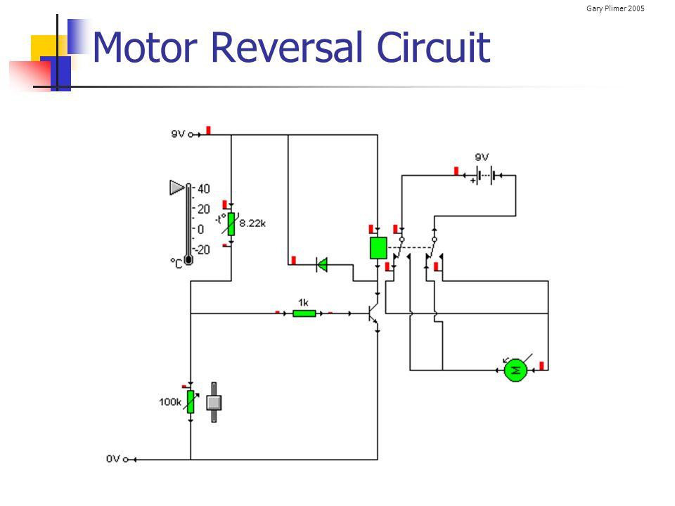 Gary Plimer 2005 Motor Reversal Circuit