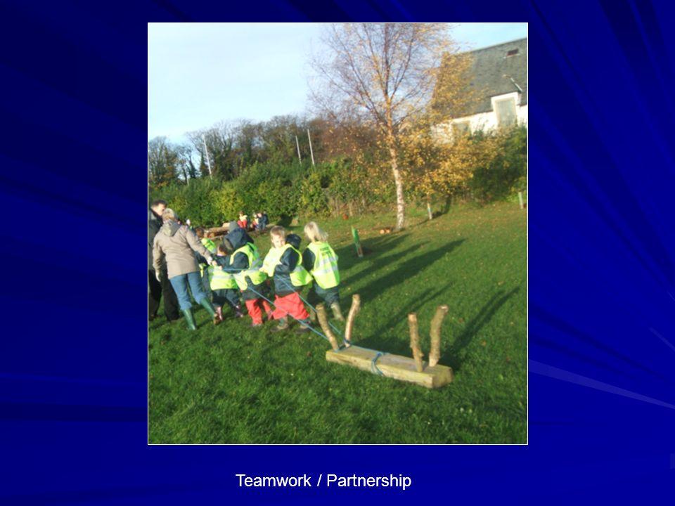 Teamwork / Partnership