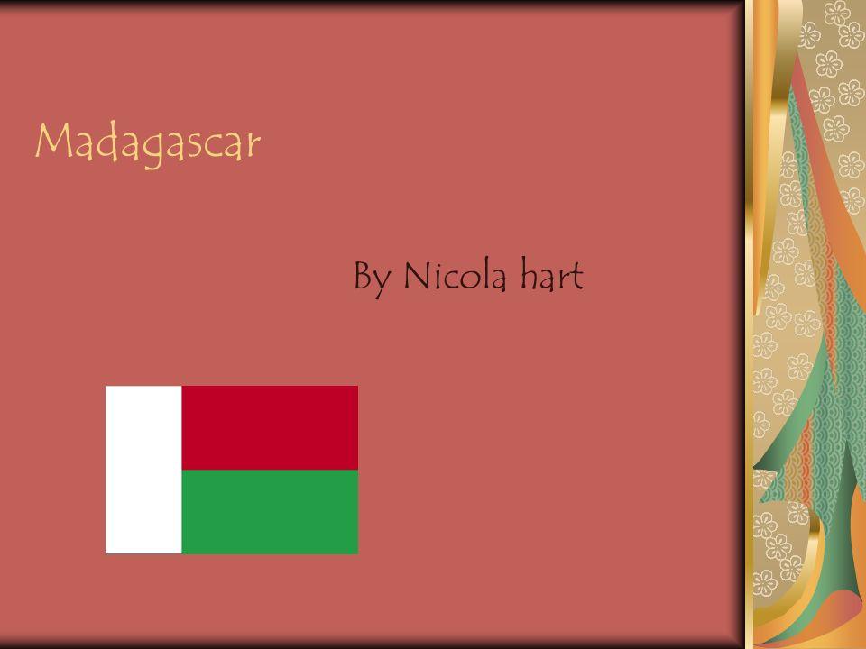 Madagascar By Nicola hart