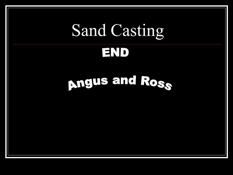 Sand Casting