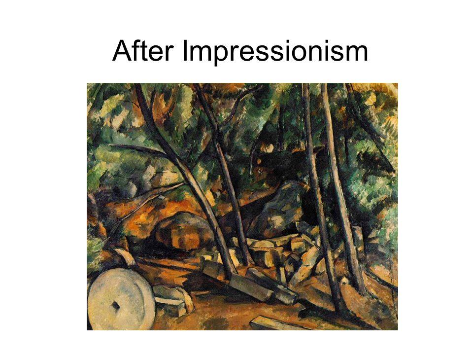 After Impressionism