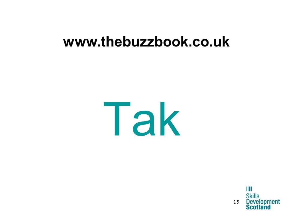 15 Tak www.thebuzzbook.co.uk