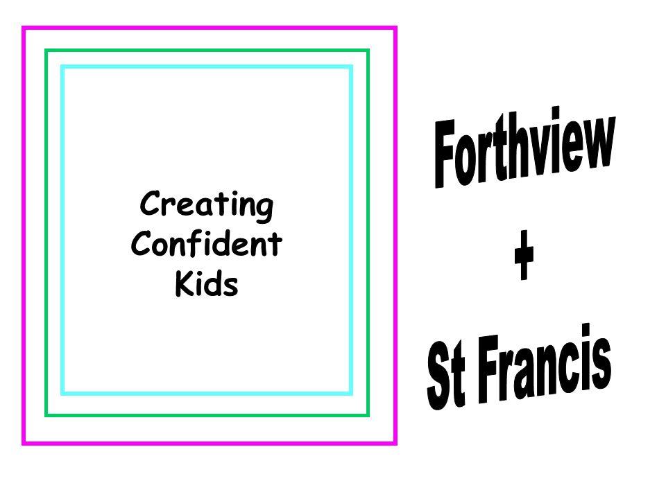 Creating Confident Kids