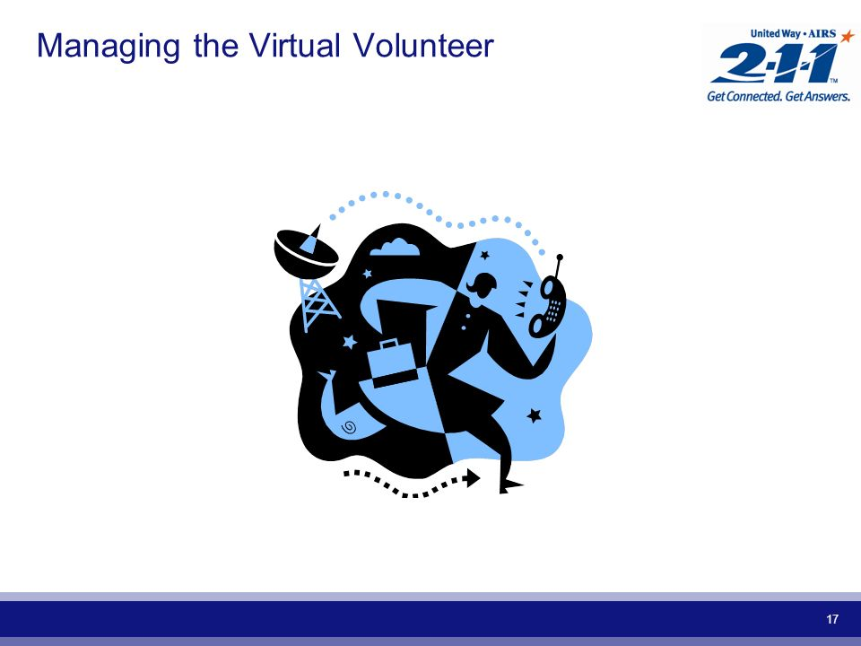 17 Managing the Virtual Volunteer
