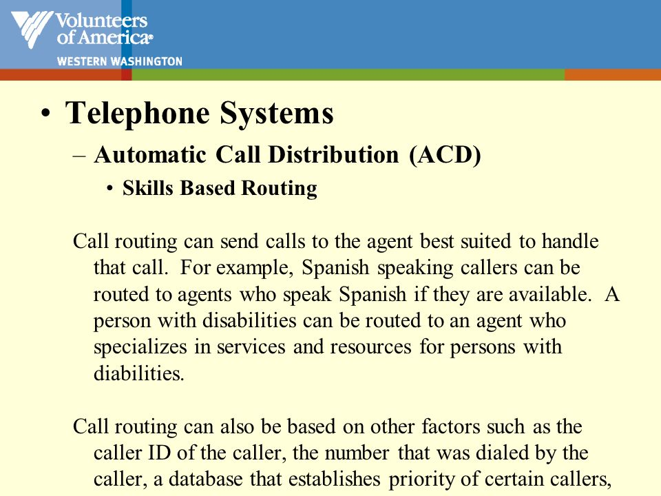 Telephone Systems –Contact Centers collective handling of letters, faxes, live chat, and e-mails at one location is known as a contact center.