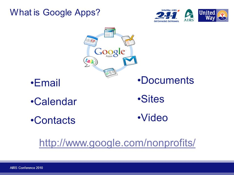 What is Google Apps.