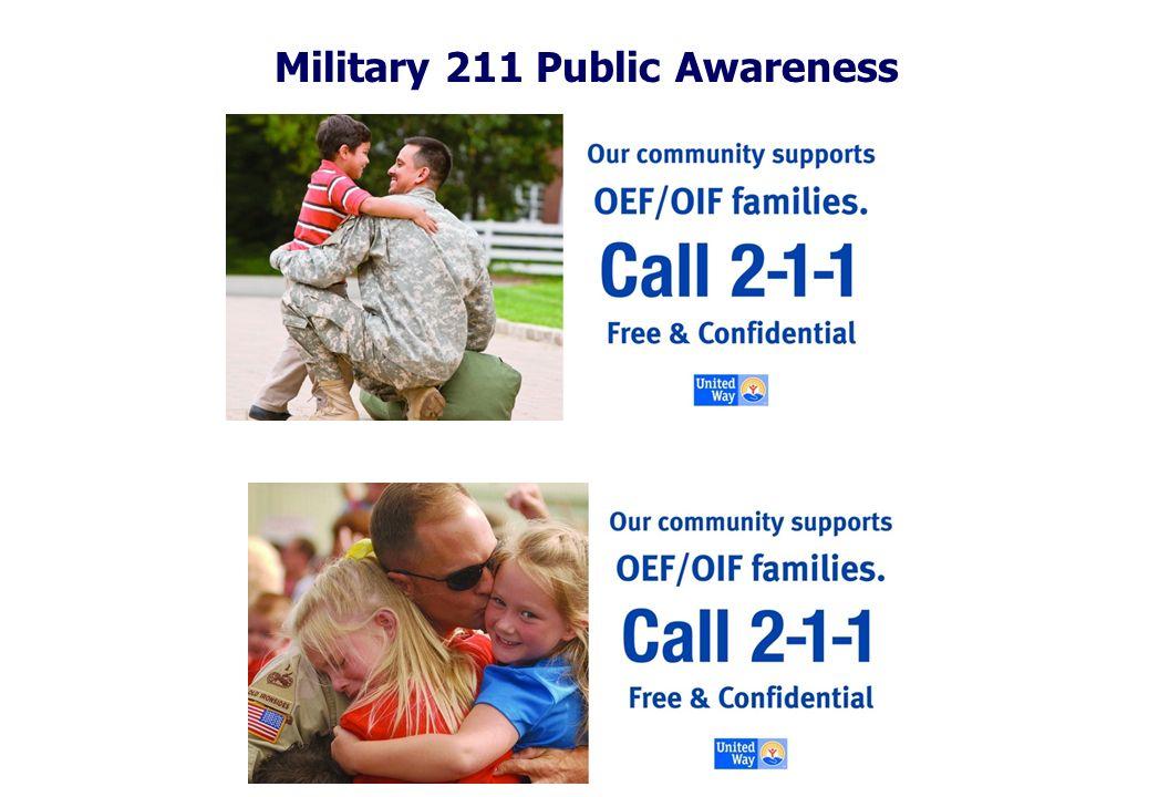 Military 211 Public Awareness