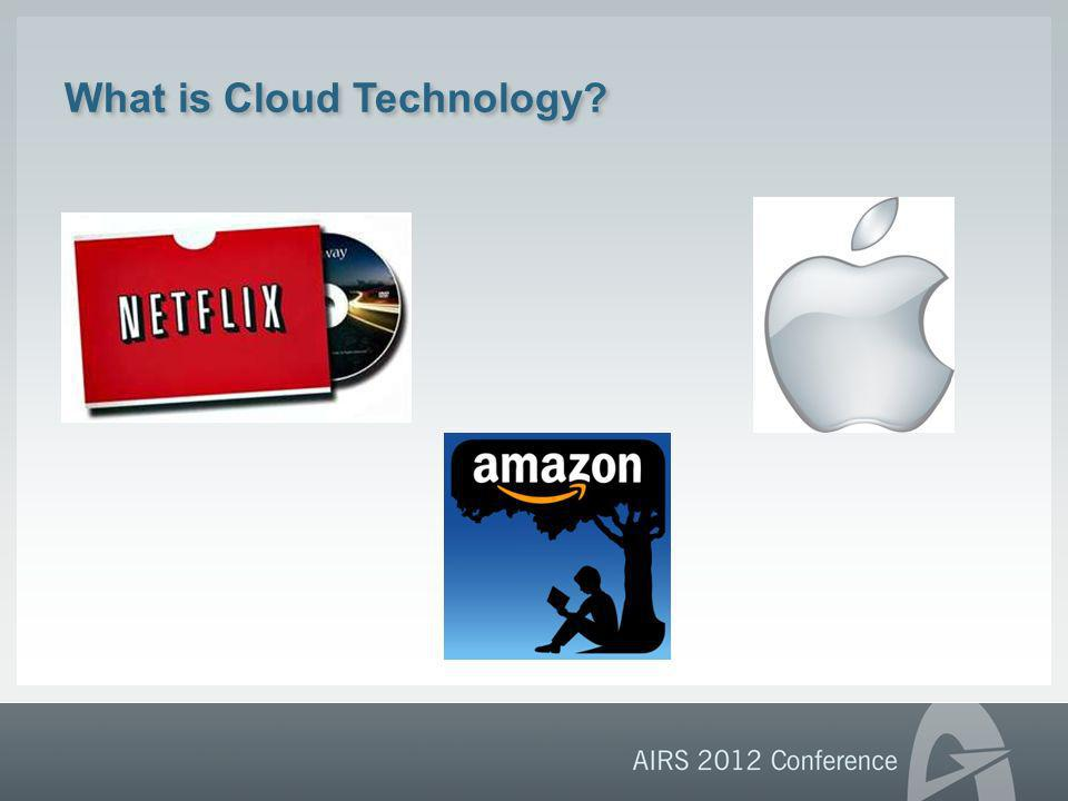 What is Cloud Technology