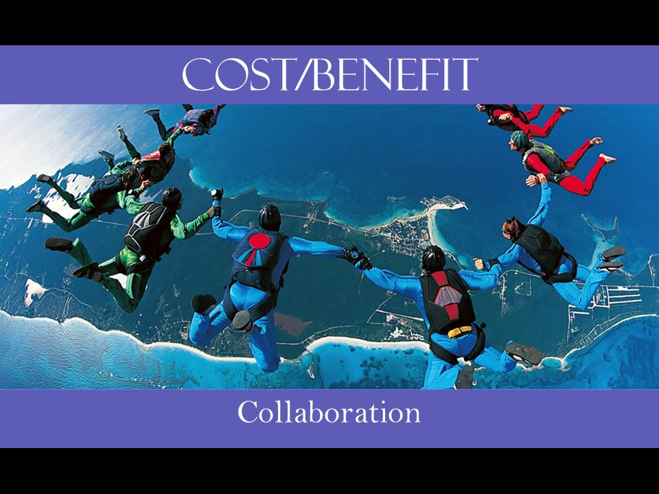 Collaboration Cost/Benefit