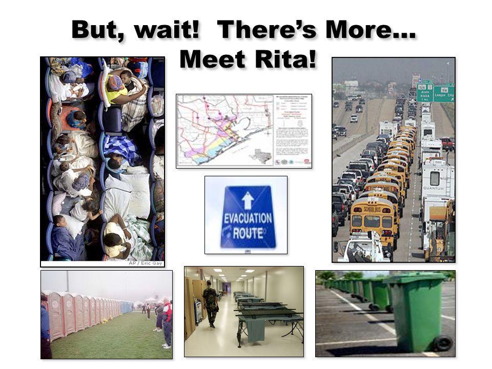 HRRC 1/31/09 9 9 But, wait! Theres More… Meet Rita!