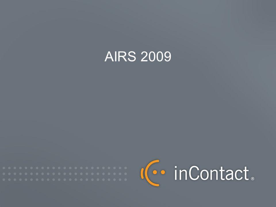 AIRS 2009