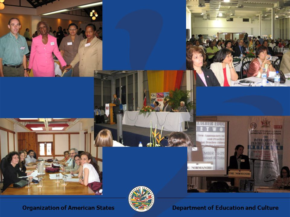 Department of Education and CultureOrganization of American States