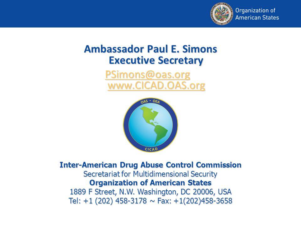 Ambassador Paul E.