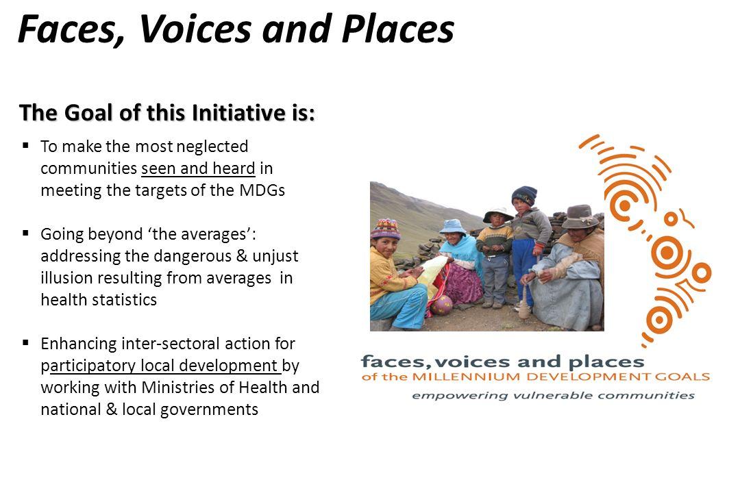 Aplicacion de los ODM y DSS en las comunidades pobres Ampliación de la Cobertura 26 países, en 50 municipalidades.