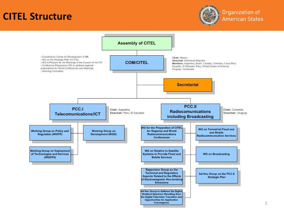 3 CITEL Structure