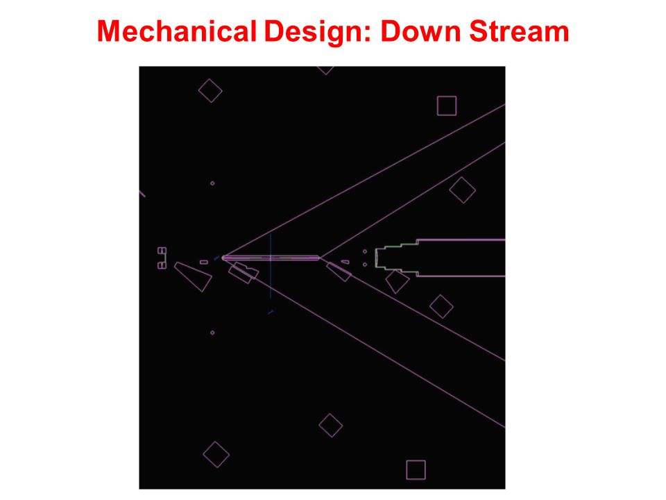 Mechanical Design: Down Stream