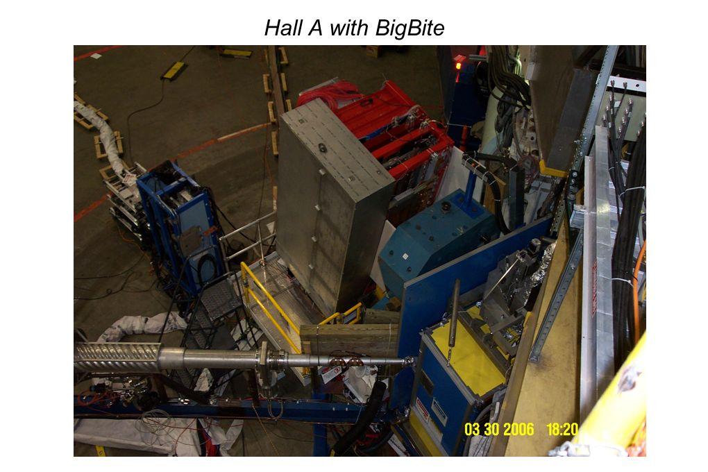 Hall A Neutron Detector (BigHAND)