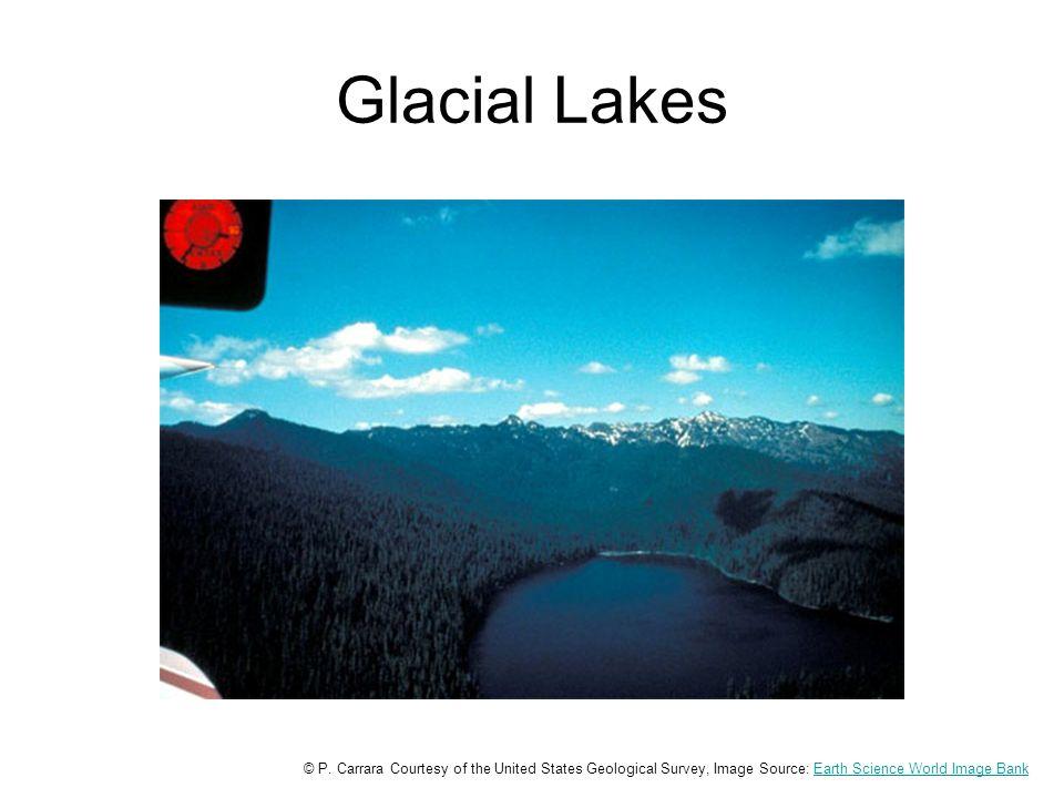 Glacial Lakes © P.
